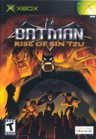 Xbox Batman: Rise of Sin Tzu
