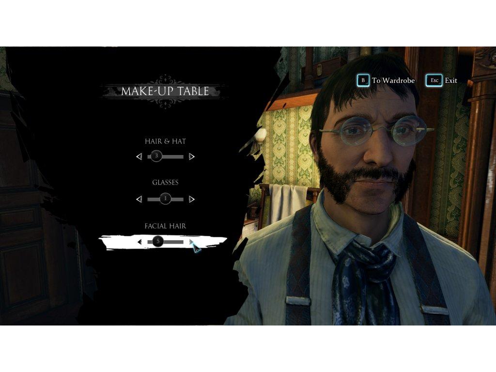 Xbox One Crimes & Punishments: Sherlock Holmes