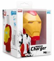 [Nintendo Wii] Nabíjacia stanica BIGBEN Iron Man s batériou (nová)