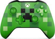 [Xbox One] Bezdrôtový Ovládač - Minecraft (Nový)