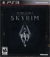 PS3 The Elder Scrolls Skyrim 5 (DE)