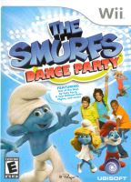 Nintendo Wii Šmolkovia, The Smurfs Dance Party (nová)