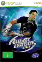 Xbox 360 Rugby League Live