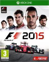 Xbox One F1 2015 (Nová)
