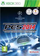 Xbox 360 PES 14 Pro Evolution Soccer 2014