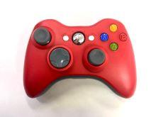 [Xbox 360] Bezdrôtový Ovládač - červeno-biely (estetická vada)
