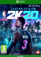 Xbox One NBA 2K20 Legend Edition (nová)