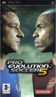 PSP PES 5 Pro Evolution Soccer 5 (DE)