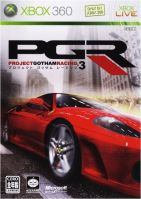 Xbox 360 PGR Project Gotham Racing 3 (nová)