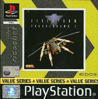 PSX PS1 Thunderhawk 2 Firestorm