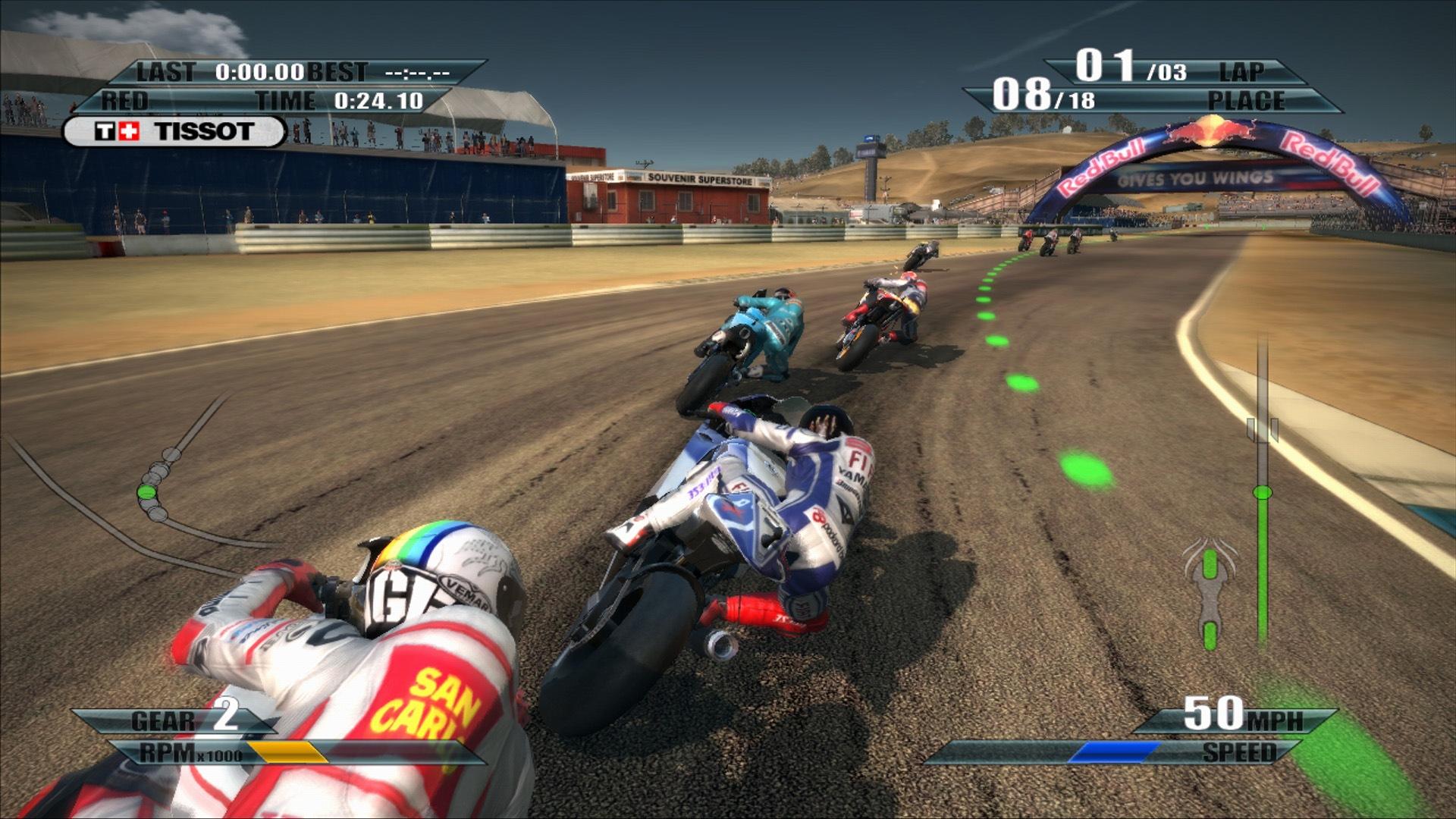 Xbox 360 Moto GP 09/10