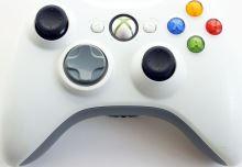 [Xbox 360] Bezdrôtový Ovládač Microsoft - biely (estetická vada)