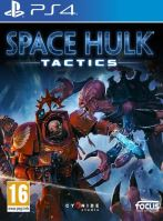 PS4 Space Hulk Tactics (CZ) (nová)
