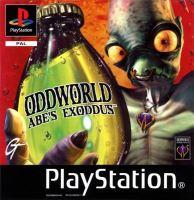 PSX PS1 Oddworld: Abe's Exodus (2343)