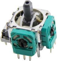 [Xbox One] 3D Joystick Analog Stick - Analog joystick kocky - zelená - 3-pin (nová)