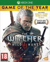 Xbox One The Witcher 3: Wild Hunt, Zaklínač 3: Divoký hon - Edícia Hra roku (CZ) (nová)