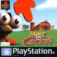 PSX PS1 Mort the Chicken