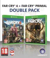 Xbox One Far Cry 4 (CZ) + Xbox One Far Cry Primal (CZ) (nová)