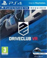 PS4 Driveclub VR (nová)