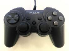 [PC] Drôtový ovládač impact, čierny