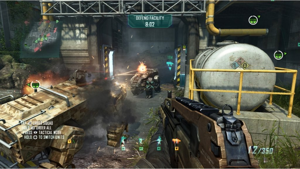 Xbox 360 Call Of Duty Black Ops