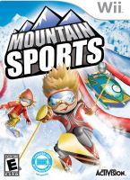 Nintendo Wii Mountain Sports
