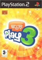 PS2 EyeToy Play 3 (bez obalu)