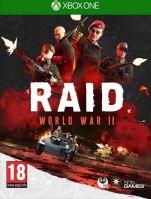 Xbox One Raid: World War II (nová)