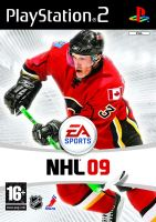 PS2 NHL 09 2009 (CZ) (bez obalu)