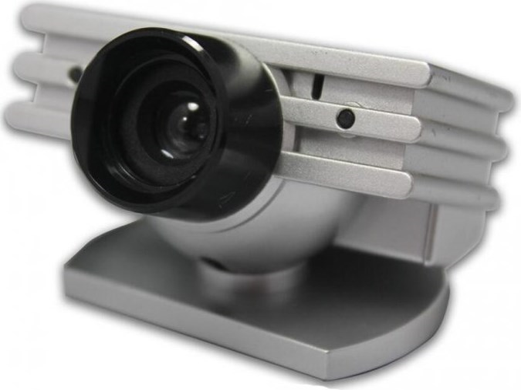 [PS2] Kamera (strieborná) EYE TOY