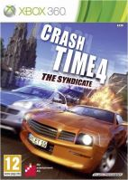 Xbox 360 Cobra 11, Crash Time 4 The Syndicate