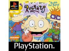 PSX PS1 Rugrats - Search for Reptar (2227)