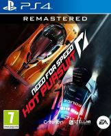 PS4 NFS Need For Speed Hot Pursuit Remastered (nová)