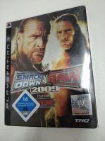 Steelbook - PS3 Smack Down vs Raw 2009 (estetická vada)