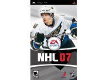 PSP NHL 07 2007 (Bez obalu)
