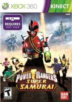 Xbox 360 Power Rangers - Super Samurai