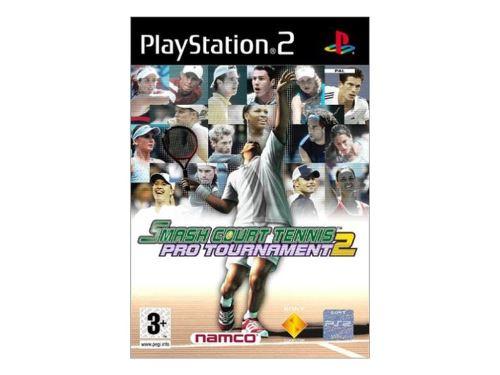PS2 Smash Court Tennis Pro Tournament 2