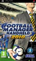 PSP Football Manager Handheld 2010
