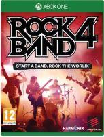 Xbox One Rock Band 4 (len hra)