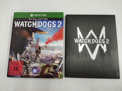 Watch Dogs 2 - Litografie + mapa