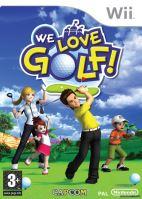 Nintendo Wii We Love Golf!