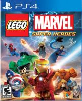 PS4 Lego Marvel Super Heroes (nová)