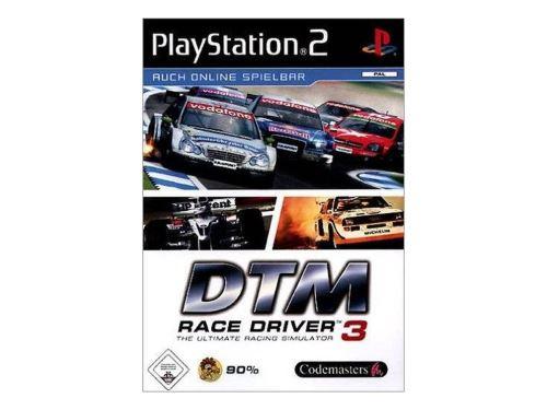 PS2 DTM Toca Race Driver 3