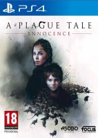 PS4 A Plague Tale Innocence (CZ) (nová)