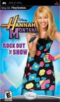 PSP Hannah Montana Rock Out the Show (Bez obalu)