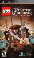 PSP Lego Piráti Z Karibiku, Pirates Of The Caribbean