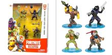 Sada štyroch figúrok fortným Battle Royale Collection: Mini Figure Squad Pack (nová)