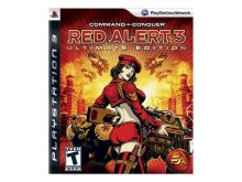 PS3 Command And Conquer Red Alert 3 Ultimate Edition (DE)