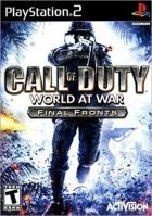 PS2 Call Of Duty World At War (DE)