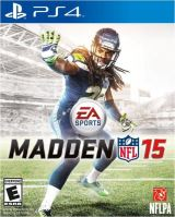 PS4 Madden NFL 15 2015